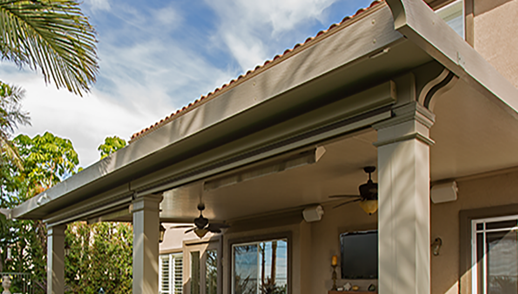 PATIO COVERS & PERGOLAS