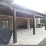 Pergola Backyard