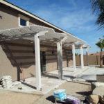 backyard pergola Phoenix AZ