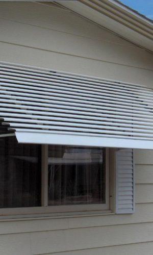 Window Awnings - United Aluminum | Phoenix AZ
